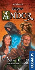 Legends of Andor : New Heroes